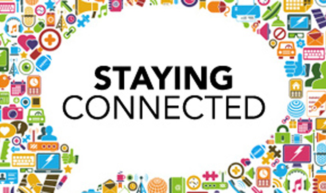 Stay connected to IECHS