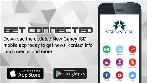 Get Connected with NCISD Mobile App